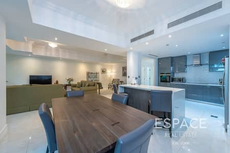 3 Bedroom Villa for Sale in Dubai Marina, Dubai - Exclusive | Upgraded | Rooftop Terrace | VOT