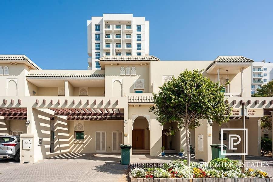 15 Qourtaj Al Furjan 3 Bedroom +  Maids Townhouse