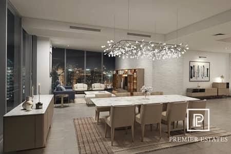 2 Bedroom Apartment for Sale in Dubai Marina, Dubai - 2 Bedroom plus Maid's Room with Marina Sea View