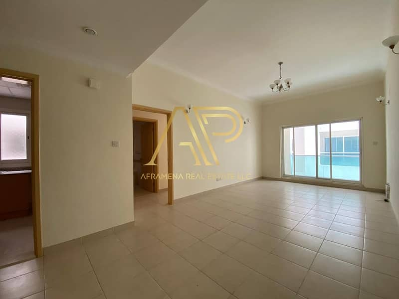 PAY MONTHLY   EXCLUSIVE 1BHK APARTMENT WITH SPACIOUS LAYOUT