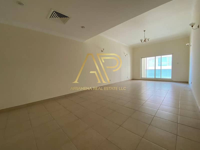 2 PAY MONTHLY   EXCLUSIVE 1BHK APARTMENT WITH SPACIOUS LAYOUT