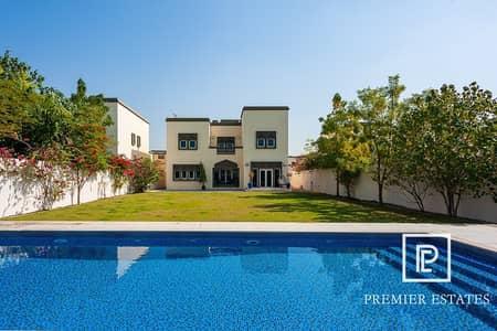 3 Bedroom Villa for Sale in Jumeirah Park, Dubai - Jumeirah Park | 3BR | Huge plot area w/ Pool