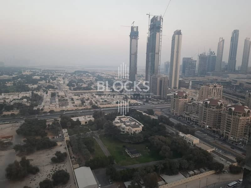 7 Duplex 2BR  | Stunning Panoramic View | Vacant