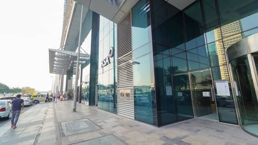 Shop for Rent in Sheikh Zayed Road, Dubai - Prime location RETAIL space on SZR-close to the metro