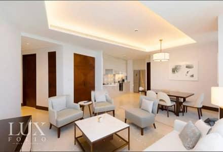 فلیٹ 3 غرف نوم للايجار في وسط مدينة دبي، دبي - | 04 Series | Mid Floor | Best Layout |