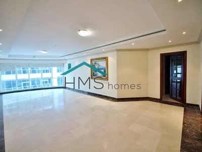 4 Bedroom Apartment for Rent in Dubai Marina, Dubai - 4BR+Maid | Al Seef Tower | Available Now