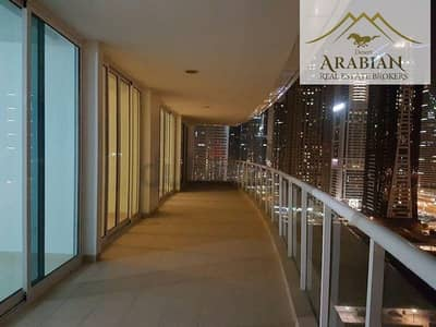 3 Bedroom Flat for Rent in Jumeirah Lake Towers (JLT), Dubai - Direct from the Owner | Maid's Room | 2 Parking | Long Balcony
