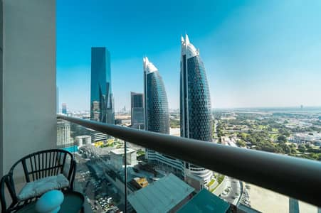 Spectacular ● Great View ● High Floor