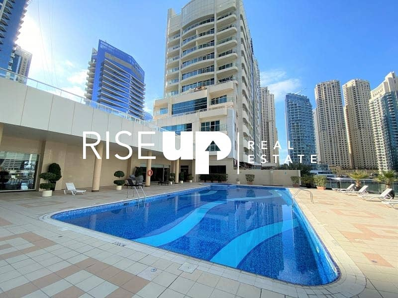13 High Floor | Amazing Full Marina View | Best Offer