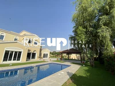 فیلا 5 غرف نوم للبيع في المرابع العربية، دبي - Upgraded Villa   Type K   With Swimming Pool