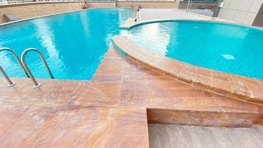 1 Bedroom Flat for Rent in Al Nahda, Sharjah - LUXURY HOUSE BRAND NEW BUILDING CHILLAR FREE PARKING FREE NO DEPOSIT 12CHUQ 32K NEAR TO GOLDEN SANDS 32K