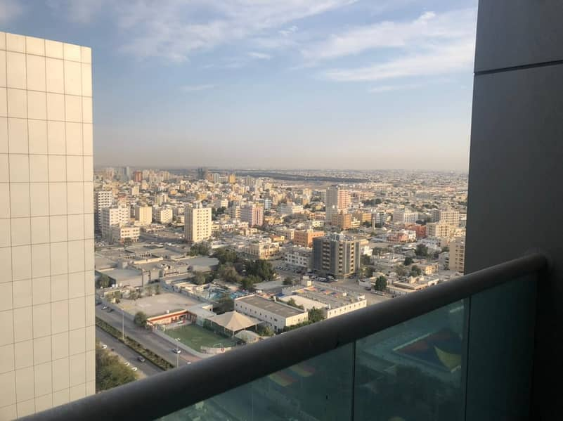 TWO BED ROOM HALL FOR RENT CITY TOWER 2 BALCONY YEARLY BASICS