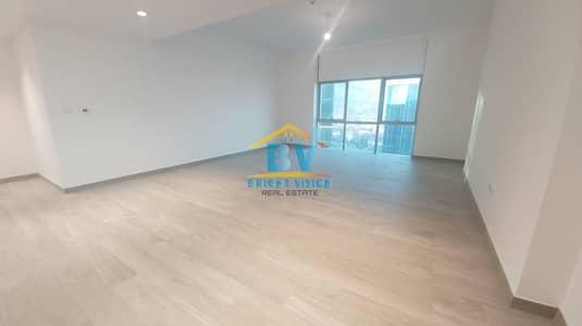 فلیٹ 2 غرفة نوم للايجار في البطين، أبوظبي - Brand New Spacious & Partial Sea view 2Bedroom With Maid