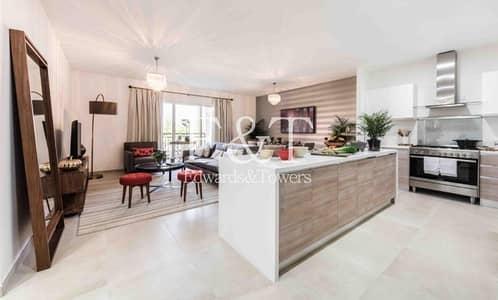 شقة 1 غرفة نوم للبيع في عقارات جميرا للجولف، دبي - 1BR+Study | Balcony | Unfurnished | JGE