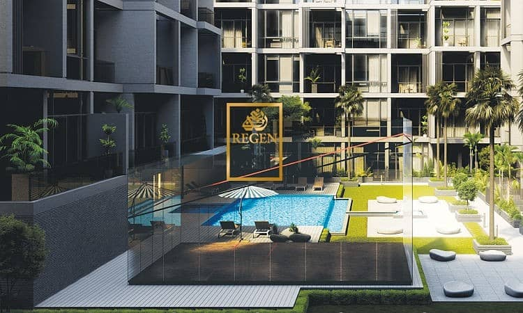 2 One Bedroom Apartment For Sale in Signature Living By Green Group - JVC