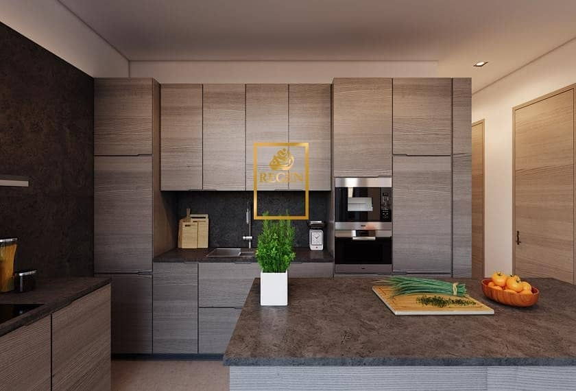 7 One Bedroom Apartment For Sale in Signature Living By Green Group - JVC