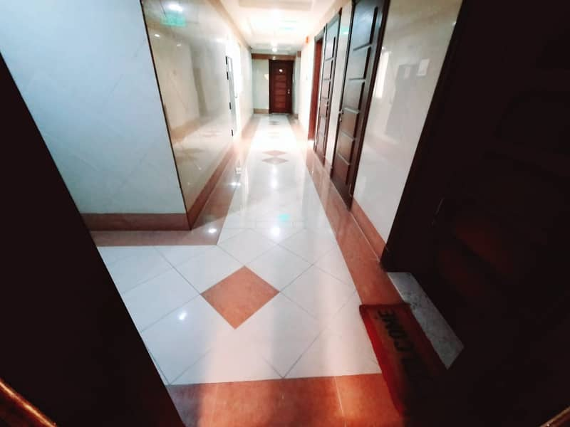 No cash deposit saprate kitchen studio apartment just 15k new muwaileh area sharjah