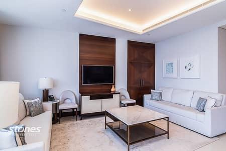 شقة فندقية 3 غرف نوم للايجار في وسط مدينة دبي، دبي - Burj Khalifa View/04 Series /Luxurious Apartment