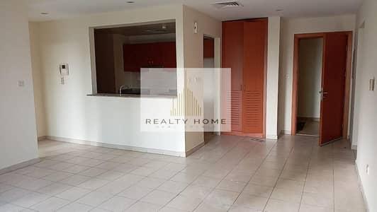 شقة 1 غرفة نوم للايجار في الروضة، دبي - 1 Bedroom + Study @ Al Nakheel 4 only for AED 60