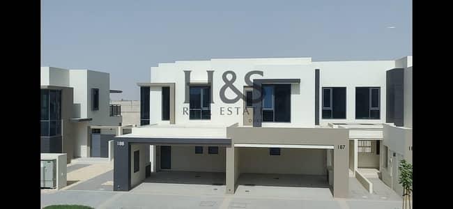 4 Bedroom Townhouse for Sale in Dubai Hills Estate, Dubai - Spacious 4bed Villa | Type 2E | Large Layout