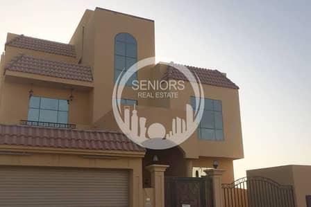 7 Bedroom Villa for Sale in Al Mushrif, Abu Dhabi - Huge 7 Bedroom Villa available for sale!