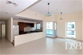 شقة في ذا كاسكيدز دبي مارينا 2 غرف 75000 درهم - 5012147
