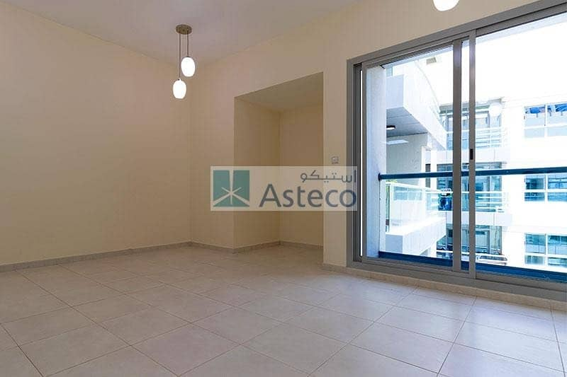 spacious 1 bed apartment in Jeera V ( J V T )