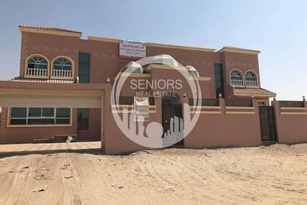 8 Bedroom Villa for Rent in Al Shamkha, Abu Dhabi - Big commercial villa perfect for business