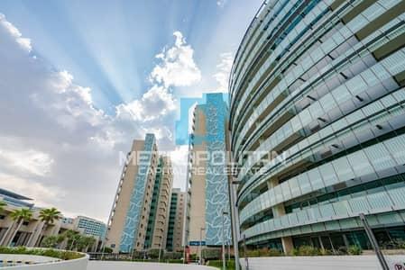 شقة 2 غرفة نوم للبيع في شاطئ الراحة، أبوظبي - Full Sea View | Huge Balcony| Waterfront Community