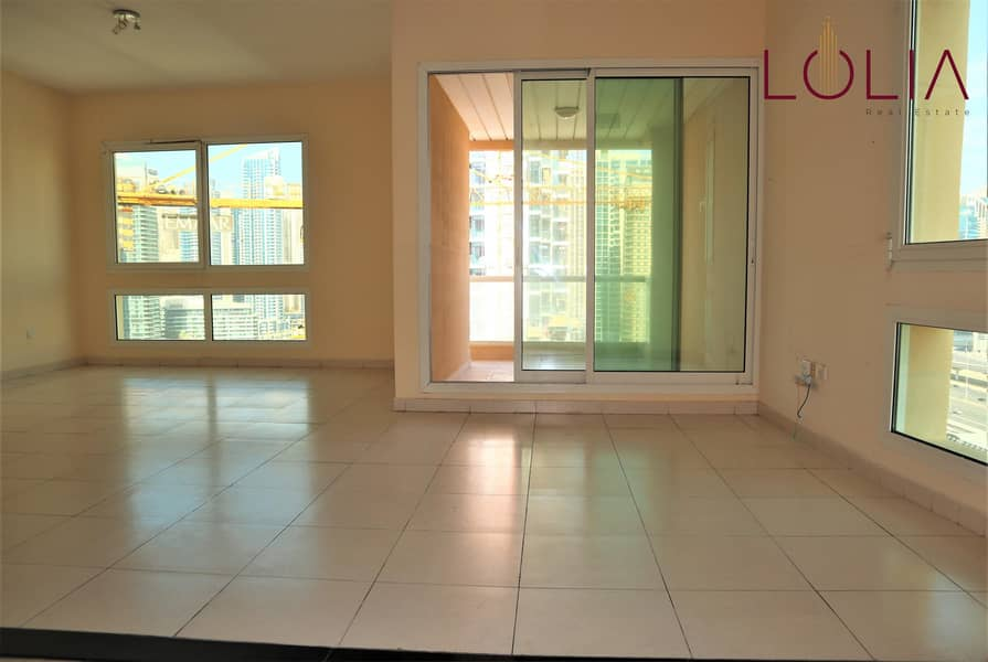 2 Marina view | Spacious 2BR + Maid for Rent