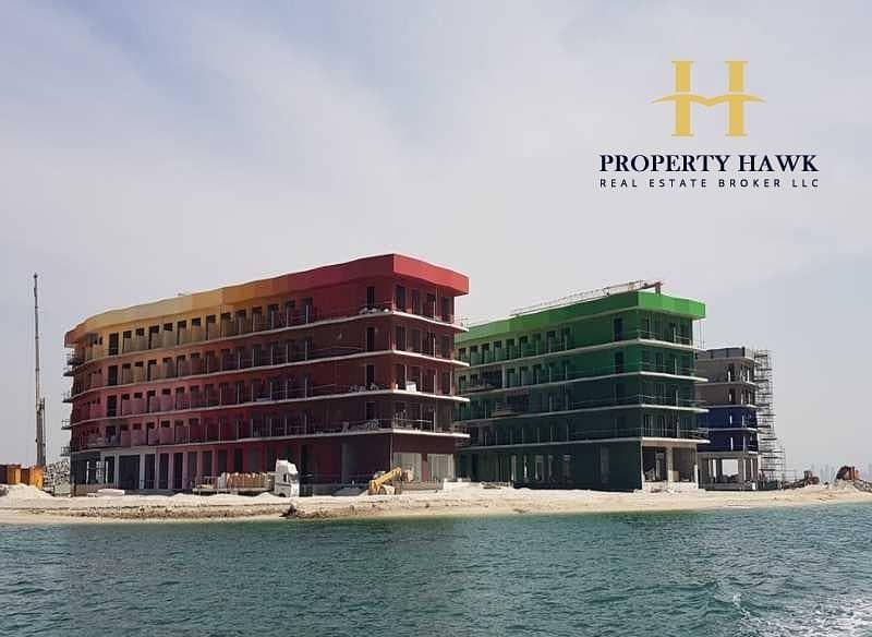 2 100% ROI   Luxury Hotel on an Island   Sea View