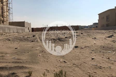 Plot for Sale in Khalifa City A, Abu Dhabi - Good price for a Residential Land in KCA