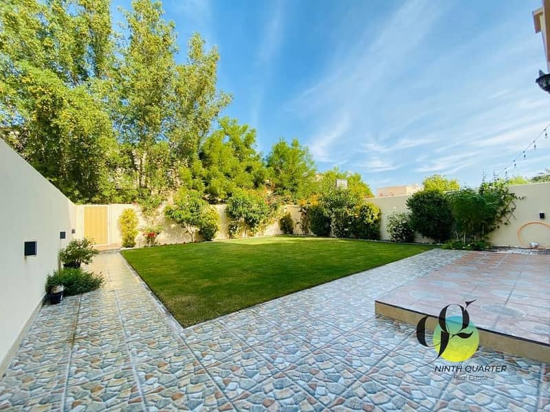 2 Beautiful Well Maintained 3bed Villa