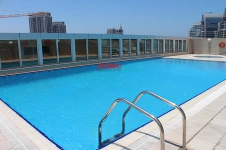 1 Bedroom Apartment for Rent in Dubai Marina, Dubai - Large 1 Br in Westside | Chiller Free
