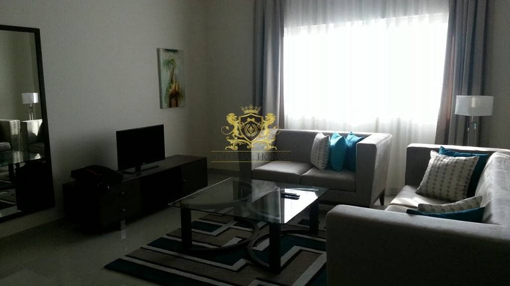 VACANT : 1 Bed (DAMAC SUBURBIA) @620k