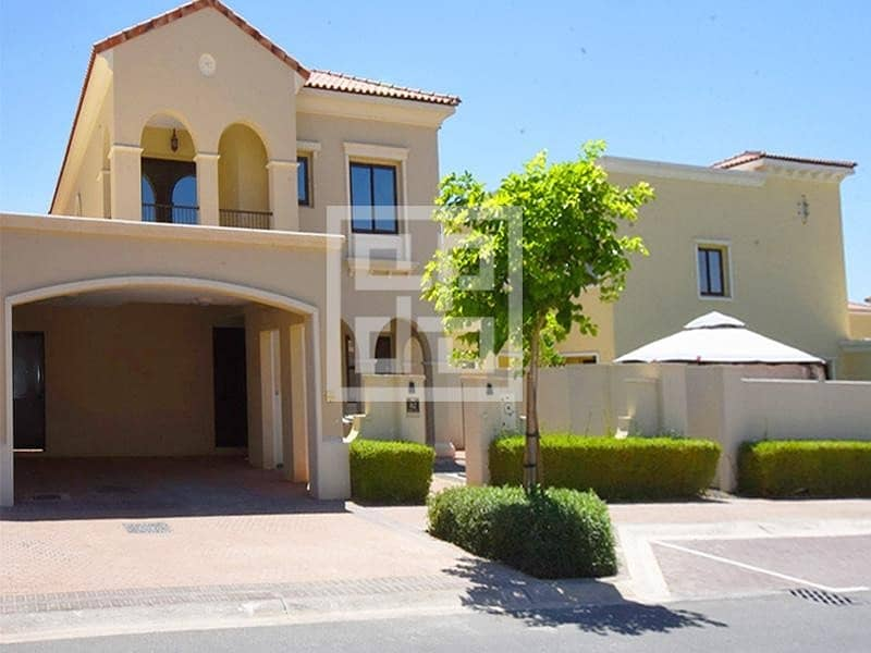 2 Exclusive   Type 3   Rented   Pool & Park View