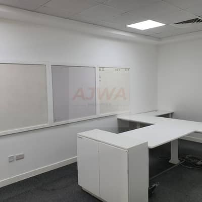 Office for Rent in Motor City, Dubai - Fully Fitted  | One Month Free |  2 Car Parking's