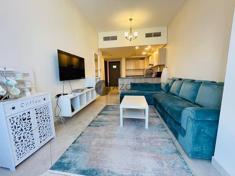 BRAND NEW | FULLY FURNISHED | POOL VIEW