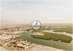 شقة في جلفار تاورز دفن النخیل 2 غرف 49400 درهم - 5012958