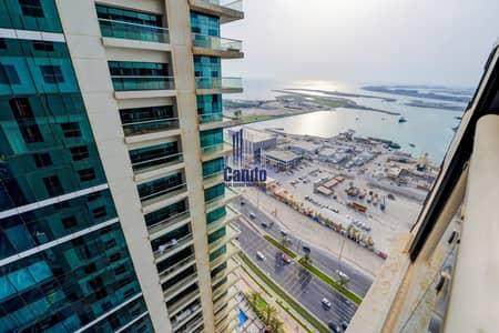 شقة 2 غرفة نوم للايجار في دبي مارينا، دبي - Super Deal | Spacious 2Br Unfurnished | Sea View