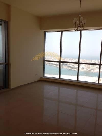 فلیٹ 2 غرفة نوم للبيع في دفن النخیل، رأس الخيمة - شقة في جلفار تاورز دفن النخیل 2 غرف 750000 درهم - 5013007