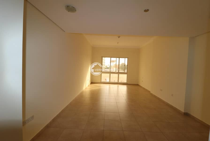 Large Unit With Closed Kitchen & Balcony