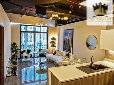 1 Bedroom Flat for Sale in Arjan, Dubai -  Luxurious 1BHK with  Fitted Kitchen