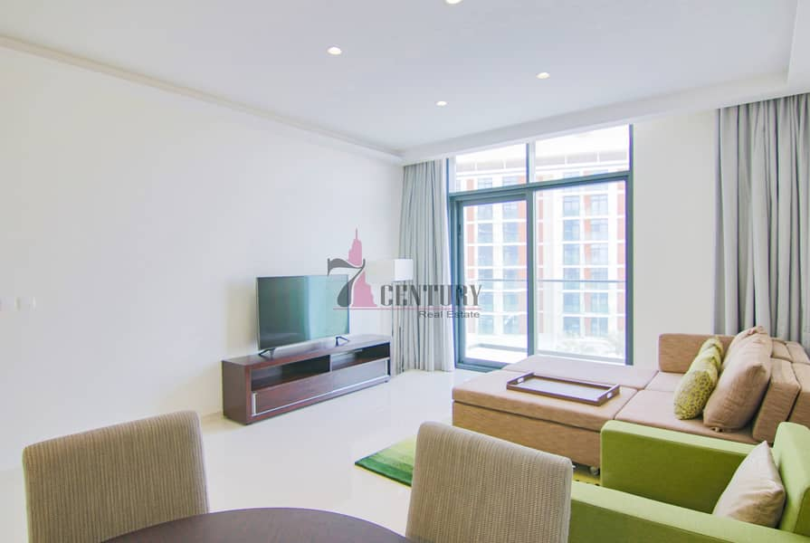Fully Furnished   1 Bedroom Apartment   Brand New