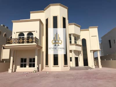 7 Bedroom Villa for Rent in Al Shamkha South, Abu Dhabi - Standalone Wonderful Villa In Shamkha South For  First Resident