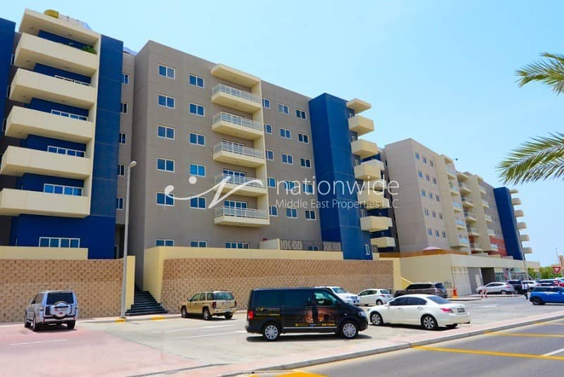 Invest In This Type A Unit w/ Balcony & Car Park