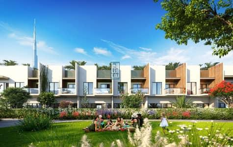 تاون هاوس 2 غرفة نوم للبيع في مدينة محمد بن راشد، دبي - Cheapest Townhouse !  Close to Dubai Downtown  Pay 40% in 2 years posthandover