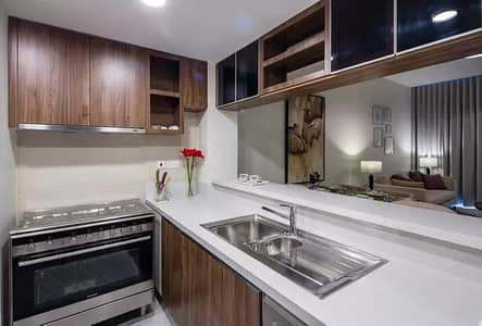 2 Br with Maid | Type 3A | Full Park & Frame View