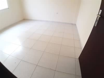 1 Bedroom Apartment for Rent in Al Nasserya, Sharjah - Spacious and nice apartment 1bhk with  2 wash rooms  in Nasserya sharjah