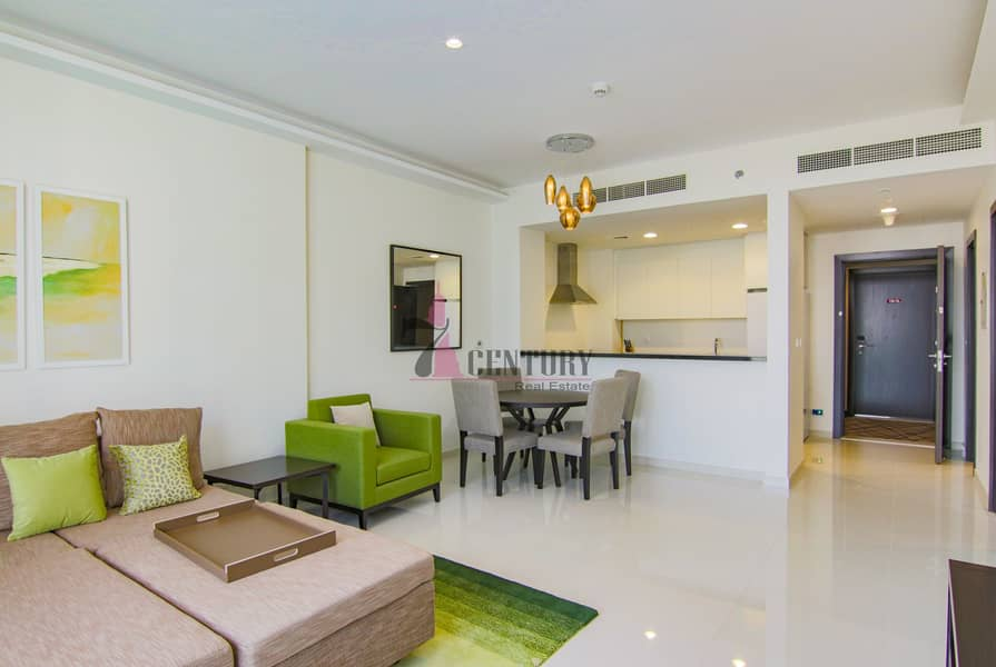 1 Big Space | Fully Furnished | 1 Bedroom Apt